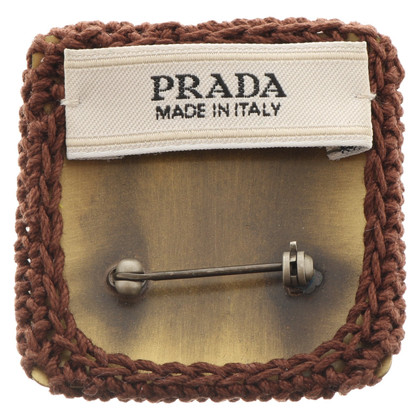 Prada Broche multicolore