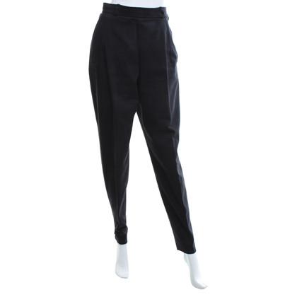 Yves Saint Laurent Jeans in zwart