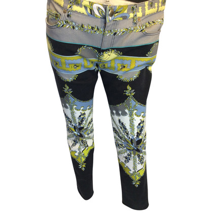 Emilio Pucci Jeans con pattern