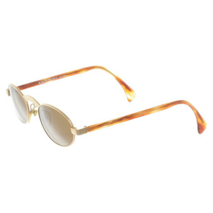 Alain Mikli Sunglasses with gold frame