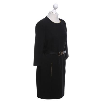 Michael Kors Kleid in Schwarz