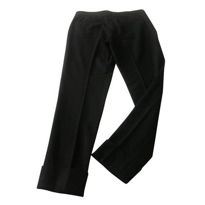 Stella McCartney Black wool pants