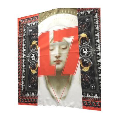 Givenchy foulard de soie