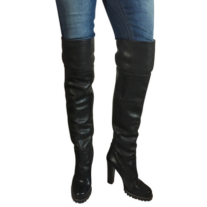 D&G Boots in zwart