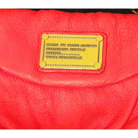 Billig Verkauf Versorgung Günstig Kaufen Finden Große Marc by Marc Jacobs Umhängetasche Fuchsia qtovWb81KV