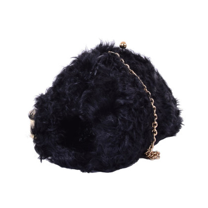 Dolce & Gabbana Shoulder bag made of fur