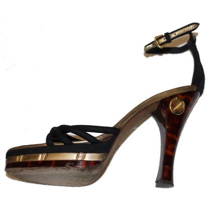 Louis Vuitton Sandals with plateau