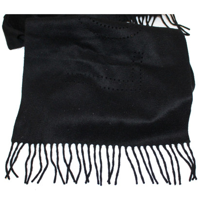 Louis Vuitton Cashmere scarf in black