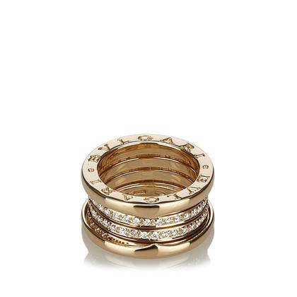 """Bulgari Ring """"B.zero1"""""""