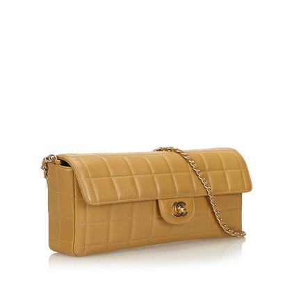 """Chanel """"Choco Bar Flap Bag"""""""
