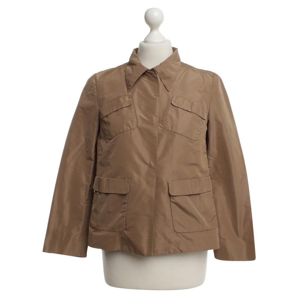 Miu Miu Jacket in Ocher