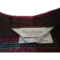 Max Mara Linen shirt with striped pattern