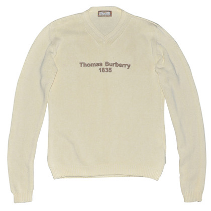 Thomas Burberry Sweater in beige