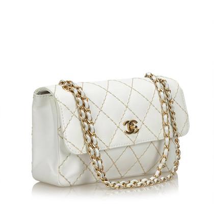 "Chanel ""Surpiqué Schouder Bag"""