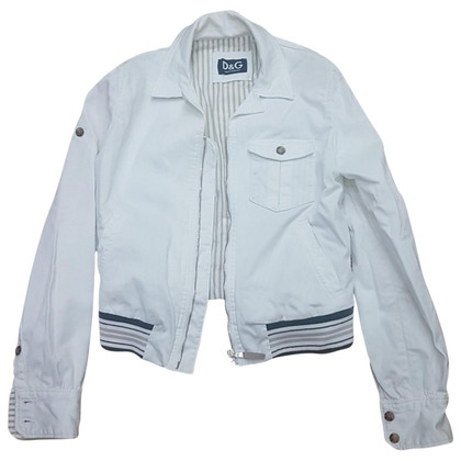 D&G Jacket in White