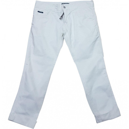 Dolce & Gabbana trousers in white