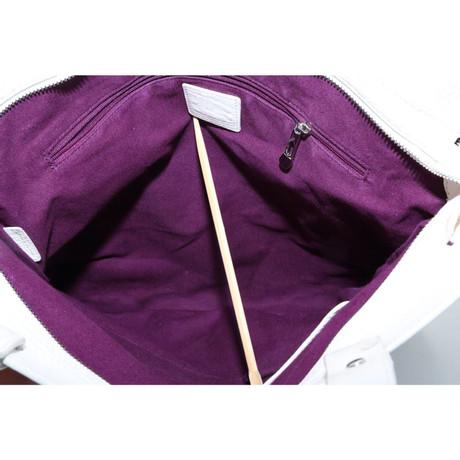Burberry Handtasche Schwarz / Weiß Preiswerte Neue Ankunft A3e1S