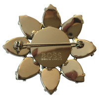 Hugo Boss Brooch with stones