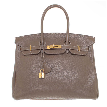 Hermès Birkin Bag 35 Taurillon Clemence