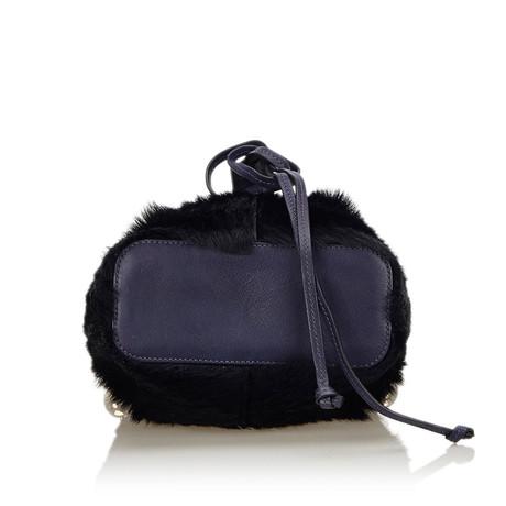 Billig Verkaufen Mode-Stil Billig Verkauf Countdown-Paket Chloé Handtasche in Blau Blau Speicher Mit Großem Rabatt 77vKPG3