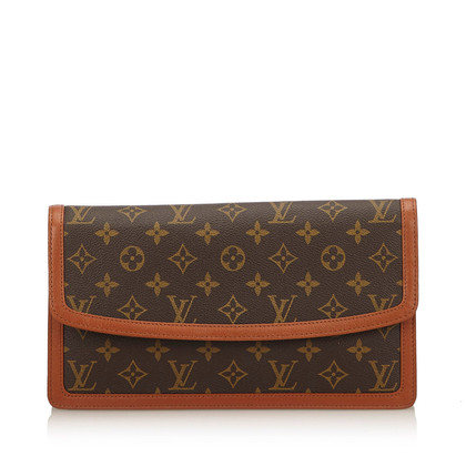 "Louis Vuitton ""Lady clutch Monogram Canvas"""