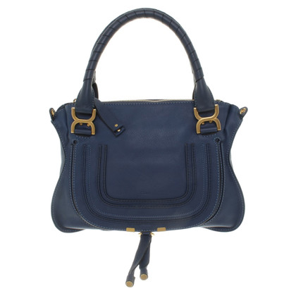 "Chloé ""Marcie Bag"" in blue"
