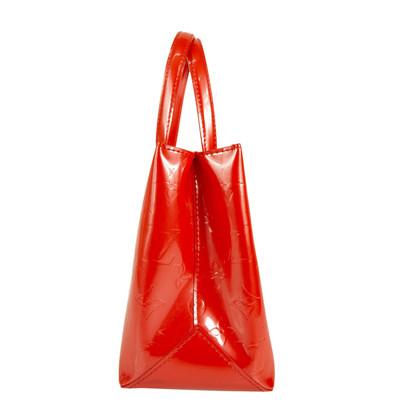 """Louis Vuitton """"Vernis Wilshire PM"""" a Orange"""