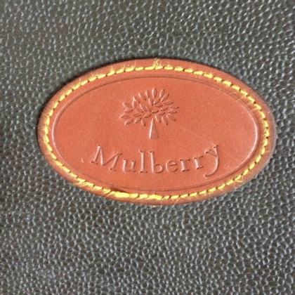 Mulberry overnight bag