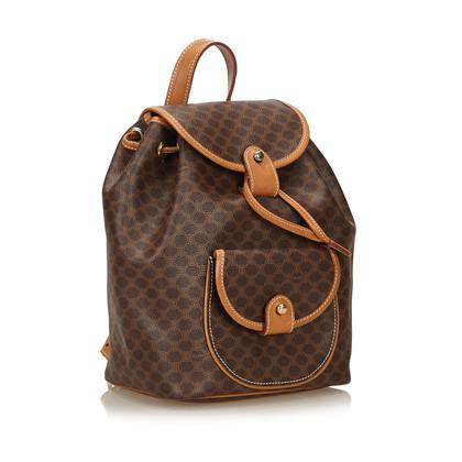 "Céline ""Macadam"" backpack"