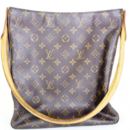 "Louis Vuitton ""Looping MM"" aus Monogram Canvas"