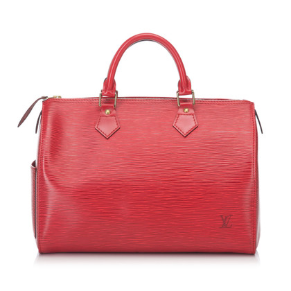 "Louis Vuitton ""Speedy 30 Epi Leder"""