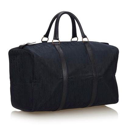 Christian Dior Travel bag in blue