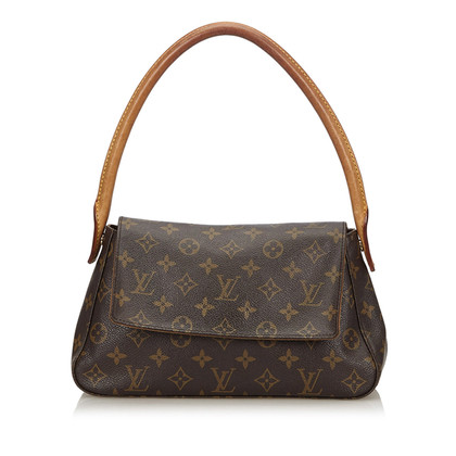 "Louis Vuitton ""Looping PM Monogram Canvas"""