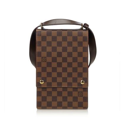 """Louis Vuitton """"Portobello Crossbody Damier Ebene Canvas"""""""