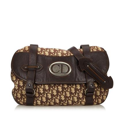 Christian Dior Vintage Traveller Crossbody tas