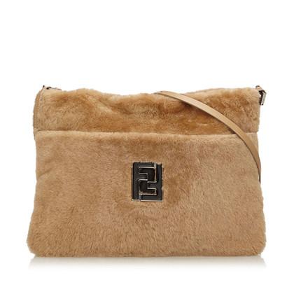 Fendi Fur Crossbody Bag