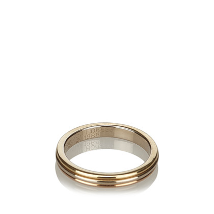 Cartier Tri-Color Band Ring