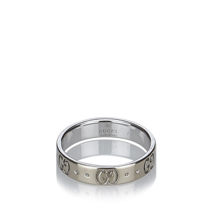 Gucci Ring with logo imprint