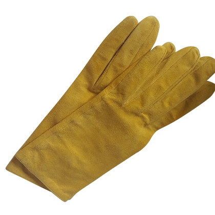 Christian Dior Suede gloves