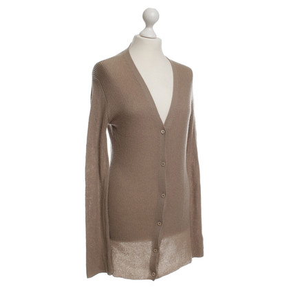 Prada Strickjacke in Beige