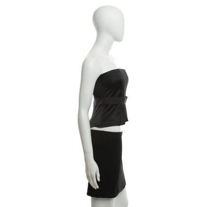 La Perla Corsage in zwart