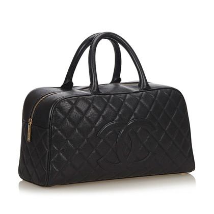 Chanel Matelasse Caviar-handtas