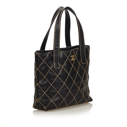Chanel Handbag with quilted pattern