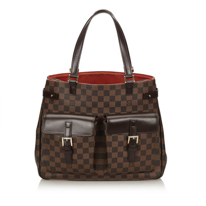 "Louis Vuitton ""Uzes Damier Ebene Canvas"""
