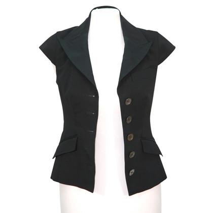 Karen Millen Vest with lace
