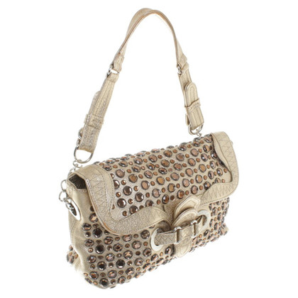 Sonia Rykiel Shoulder bag with gemstones