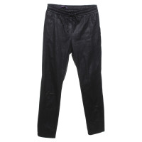 Laurèl trousers in leather look