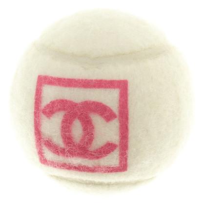 Chanel Sfere con Logo Stampa