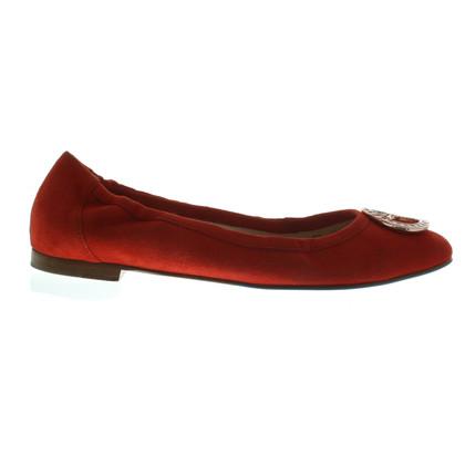 JOOP! Ballerina's in het rood