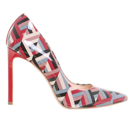 Other Designer Carlo Pazolini - Pumps with graphic print